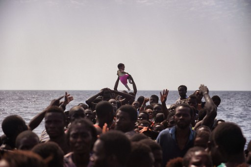 1,400 saved in Med as migrant arrivals in Italy reach record high