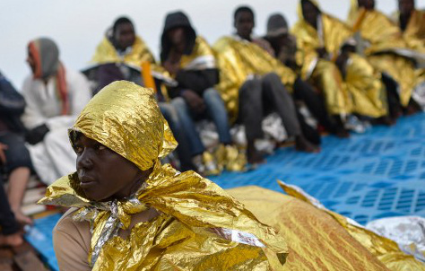 Winter worries for migrant rescue ships off Libya