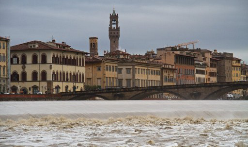 50 years on, Florence remembers its 'Angels of the Mud'