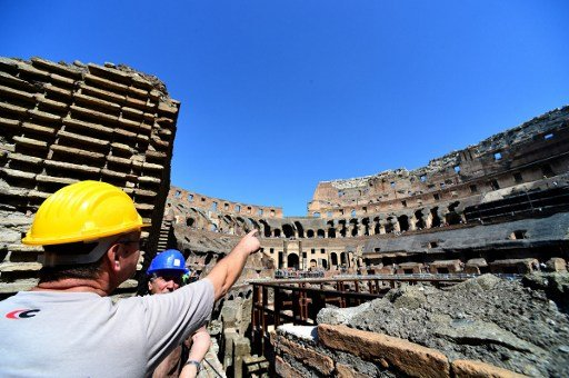 Fears for Colosseum as Rome Metro row delays urgent repairs