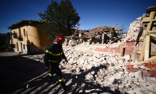 Central Italy trembles again in new 4.8 earthquake