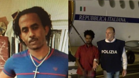 Photos cast doubt over identity of 'people-smuggler' in Italy