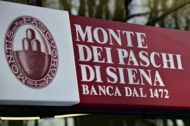 Italy's troubled BMPS bank launches fresh bid to meet funds