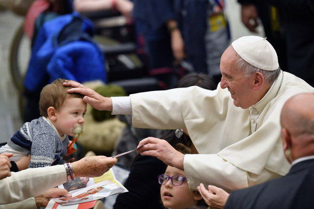 Pope Francis hits 80, and he's not slowing down