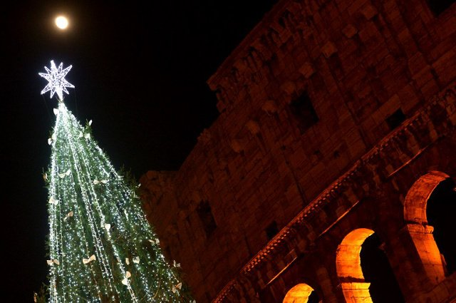 Travel: The top ten festive spots to visit in Rome