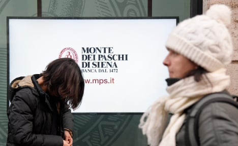 Stricken Italian bank says ECB wants it to get €8.8bn bailout