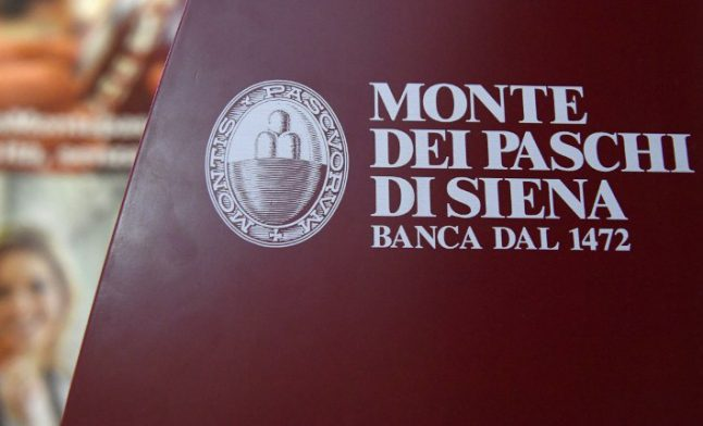 No government bailout for Italy's troubled BMPS