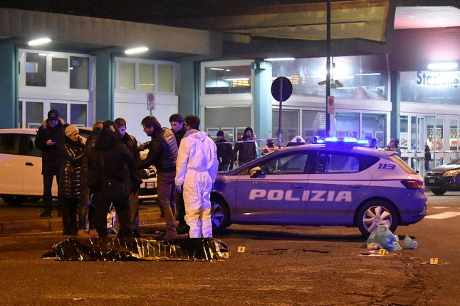 What was the Berlin attack suspect doing in Milan?