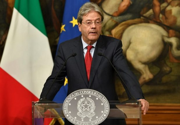 Italy PM prepares €20 billion fund for ailing banks