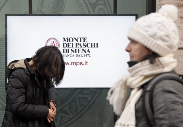 Italians to pay three-quarters of bank bailout bill