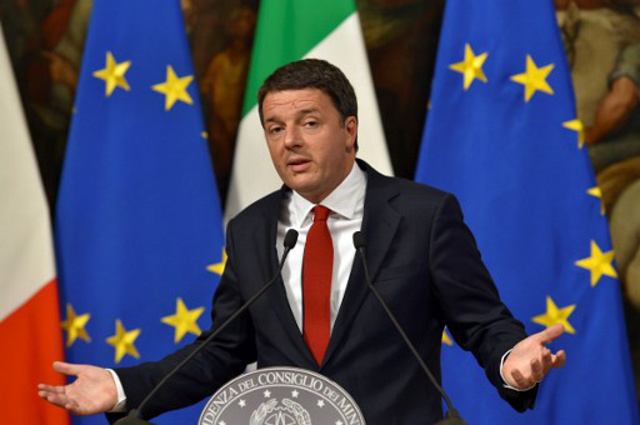 How Renzi's flying start slowed to a limp