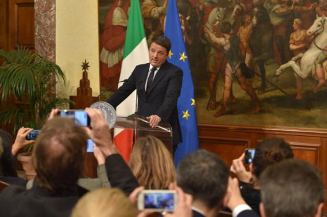 No, Italy's referendum is not the same as Trump or Brexit