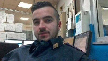 Italy hails rookie cop who shot dead Europe's most wanted man