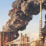 Schools closed after dramatic fire at Italian oil refinery