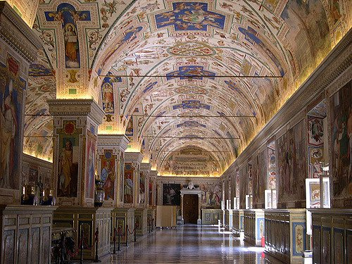 First woman named to head Vatican Museums