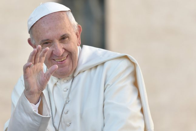 Pope, at 80, looks to 'joyous' old age