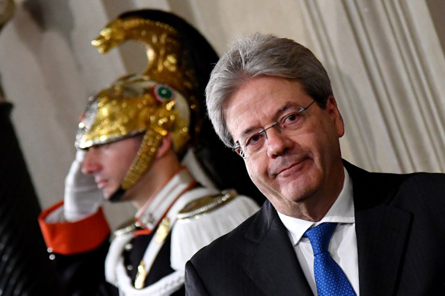 Paolo Gentiloni: who is Italy's new prime minister?
