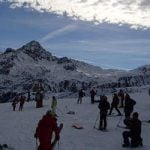 LA THUILE, AOSTA VALLEY – This up-and-coming resort offers over 150km of slopes and its all-in-one pass offers the chance to ski into La Rosière in France, or other resorts in the Aosta Valley including Courmayeur and Pila. Lifts catering for up to 58,000 people per hour ensure a relatively queue-free experience.Photo: foshie/Flickr