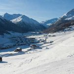LIVIGNO, ALPS – Located high in the Italian Alps, Livigno offers stunning views and a range of runs for skiers and snowboarders of all abilities, as well as the 'Mega Fun Park 2' terrain park.Photo: acidka/Flickr