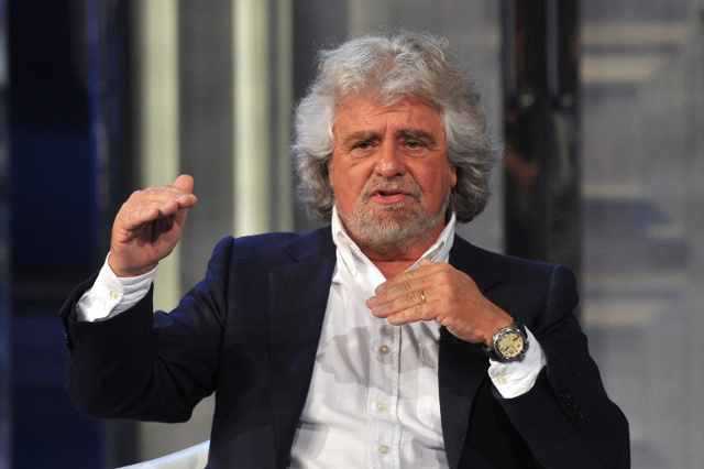 Italy's Five Star Movement votes to leave Eurosceptics for Euro liberals