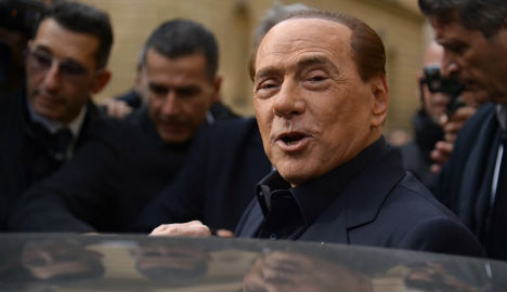 Berlusconi faces new trial over 'bunga bunga' pay-offs