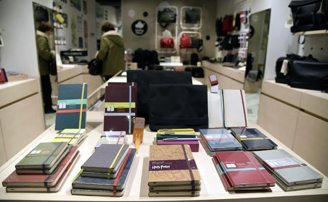 The Moleskine phenomenon: How an enduring love of pen and paper spelt success