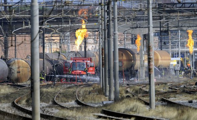 Italy's former rail boss sentenced to jail over disaster that killed 29