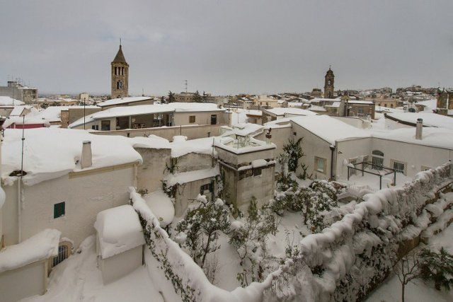 'Ten days of snow and ice' on the way for Italy