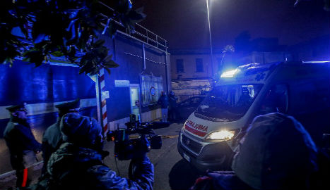 Race against clock as four saved at Italy avalanche hotel