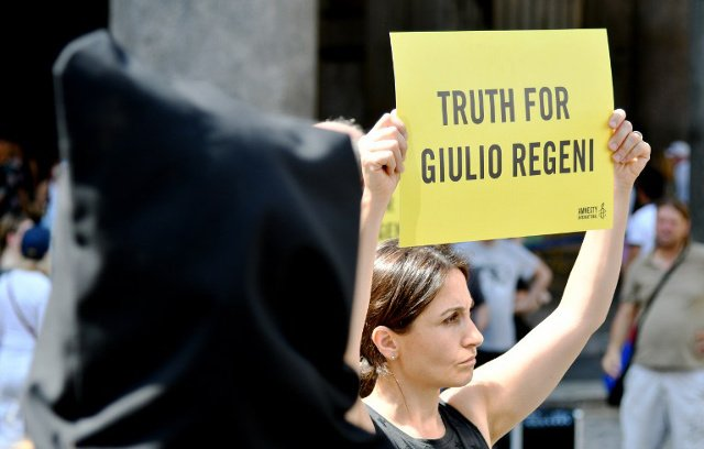 Italy to send experts to Egypt for Regeni murder case
