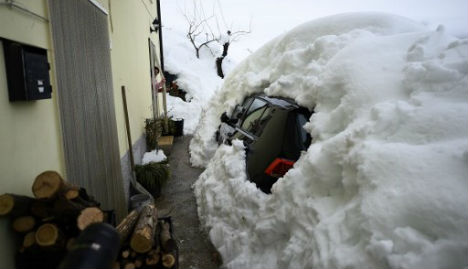 23 now feared dead at Italian hotel hit by avalanche