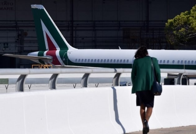 Two in three Alitalia flights cancelled in 24-hour strike