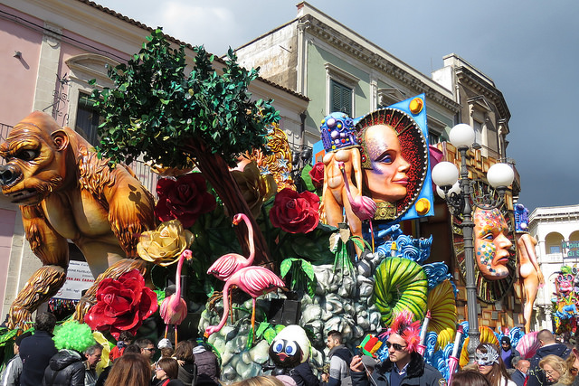Not just Venice: Eight of the most spectacular Italian carnivals to visit