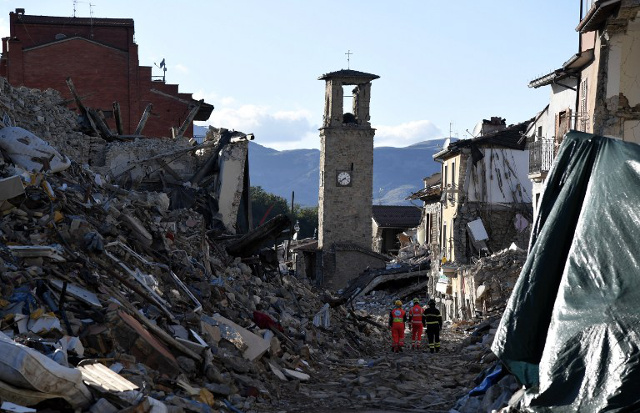 Earthquake recovery has cost Italy more than €23 billion