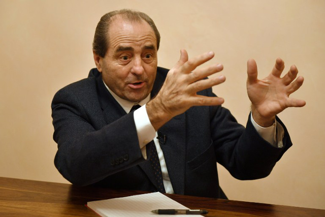 This judge led Italy's biggest ever corruption probe. Twenty-five years on, he warns the fight isn't over