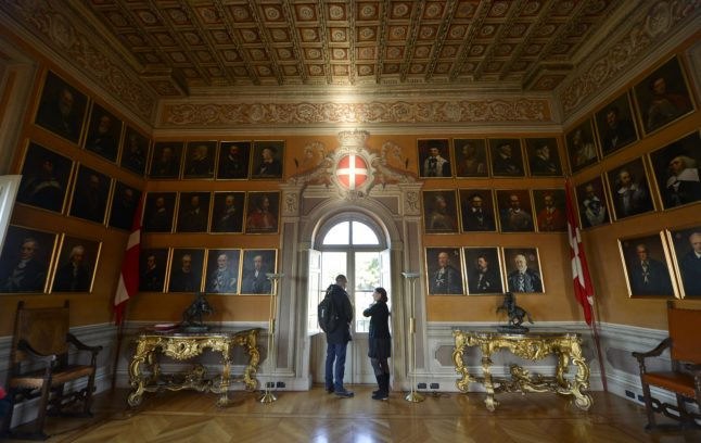 After dispute, Pope names new Knights of Malta liaison