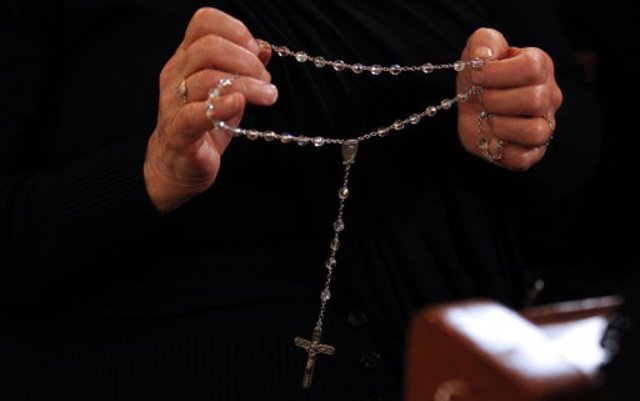 Italian priest faces defrocking over orgies in the rectory