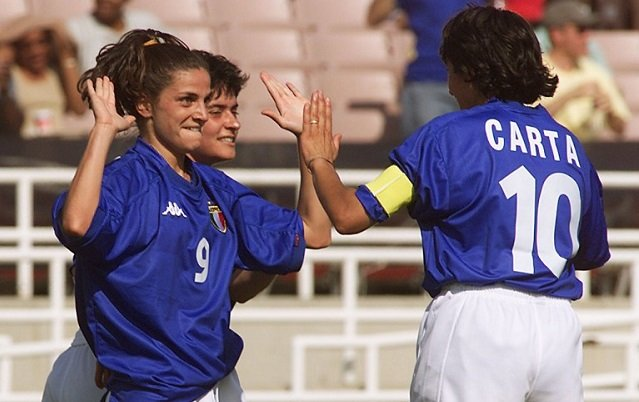For the first time, a woman will coach an Italian national football team