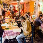 No tables free at restaurant in Italy murder row