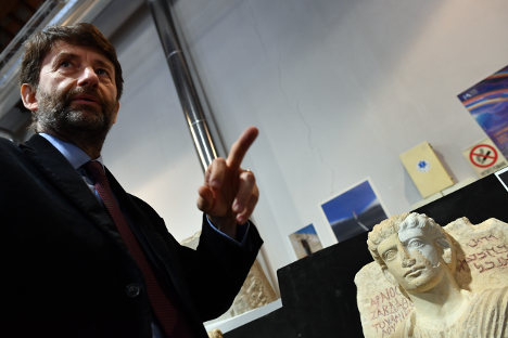 G7 culture ministers urge end to heritage trafficking