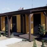 The first homes for quake homeless just arrived in Amatrice