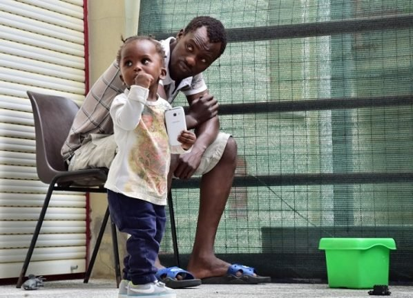 Italy's overcrowded migrant centres leave children vulnerable: Council of Europe