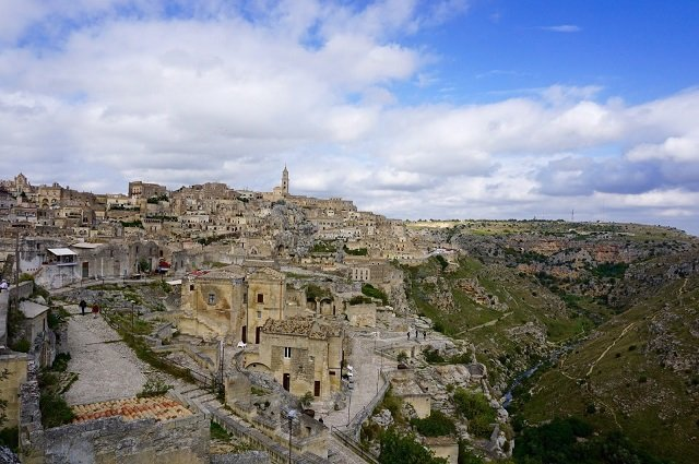 Exploring the Sassi di Matera, southern Italy's ancient cave dwellings