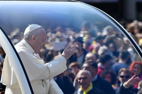 Pope goes to Milan region to rally for those in need