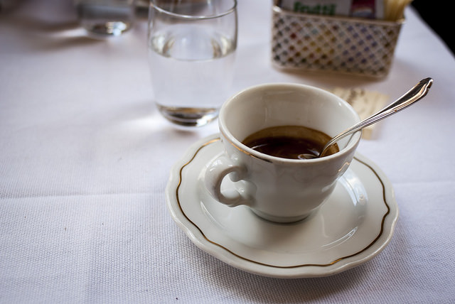 Coffee is about to get more expensive in Rome