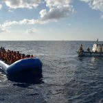 146 migrants feared missing after boat capsizes in Med