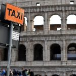 Taxis go on strike across Italy over Uber benefits