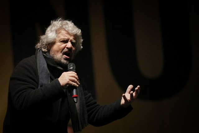Five Star Movement leader is a 'threat' to press freedom in Italy: Reporters Without Borders