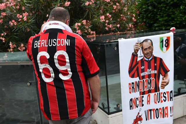 Silvio Berlusconi's Milan reign comes to an end