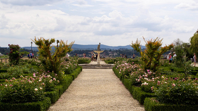 One of Italy's most famous gardens is getting a Gucci-funded revamp